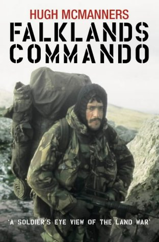 Falklands Commando por Hugh McManners