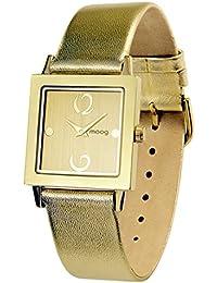 Moog Paris Twisted Reloj para Mujer con Esfera Champagne b2e7a57be97