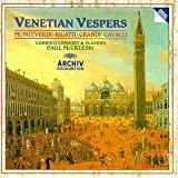 Venetian Vespers (Monteverdi · Rigatti · Grandi· Cavalli) /Gabrieli Consort & Players · McCreesh