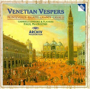 Vepres Venitiennes:Monteverdi-