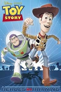 GB eye Ltd, Maxi Poster, Toy Story, Heroes, (61x91.5cm)