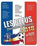 Football Tapis De Souris - Les Bleus, Champions du Monde 2018 (23 x 19 cm)