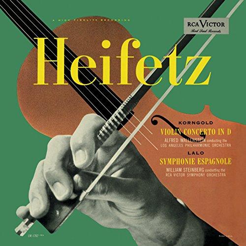 Korngold: Violin Concerto, Op....
