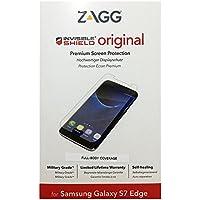 ZaggProtezione per lo schermo InvisibleShield G7EOWF-F00 per Galaxy S7Edge,trasparente