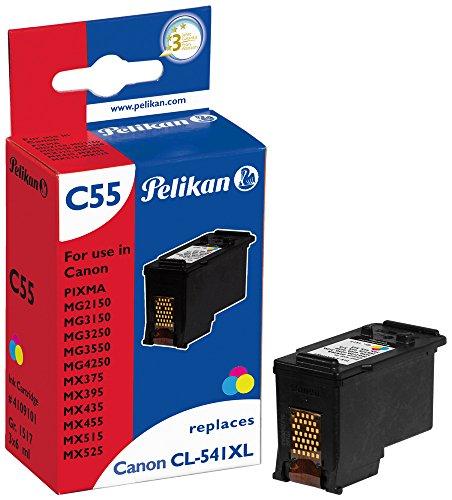 Preisvergleich Produktbild Pelikan Druckerpatrone C55 ersetzt Canon CL-541XL, 3-color