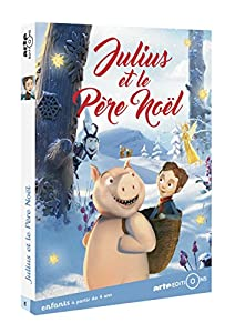 vignette de 'Julius et le Père-Noël (Jacob Ley)'