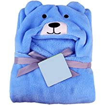 Cutieco Luxury Series Super Soft Baby Sleeping Bag for New Born Babies (Blue)