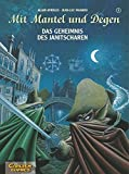 Mit Mantel und Degen, Bd.1, Das Geheimnis der Janitscharen - Alain Ayroles, Jean-Luc Masbou