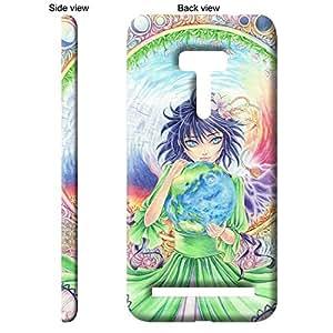 TheGiftKart Save The World Paint Illustration Back Cover Case for Asus ZenFone Selfie - Multicolor