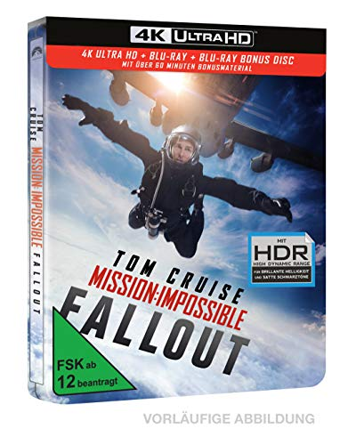 Mission: Impossible 6 - Fallout (4K UHD) Limited...