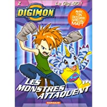 Digimon, tome 2 : Les monstres attaquent