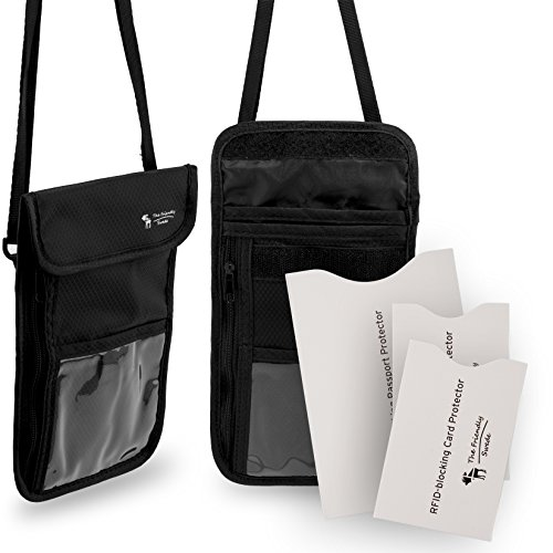 2-pack-the-friendly-swede-neck-pouch-passport-holder-with-rfid-blocking-sleeves-black