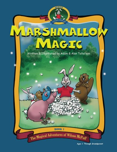 Marshmallow Magic (The Magical Adventures of Wilson McPuff Book 1) (English Edition) (Magic Marshmallow)