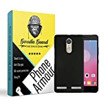Gorilla guard's PRO++ series tempered glass for Lenovo K6 & K6 power with HD+ ultra clear edge to edge 9H hardness, UV protect & anti-smudge technology TEMPERED glass phone protector (04-Lenvo-K6power-p++)