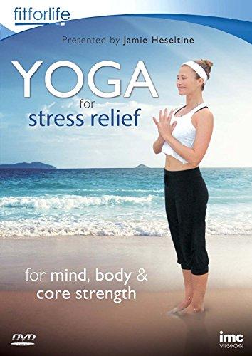 Yoga For Stress Relief - Jamie Heseltine - Fit for Life Series [DVD] [UK Import] Preisvergleich