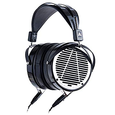 Audeze LCD-4 Planar Magnetic Headphones with Macassar Ebony Wood