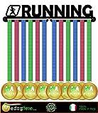 Medal display, porta medaglie, medagliere da muro, medal hanger (RUNNING design)
