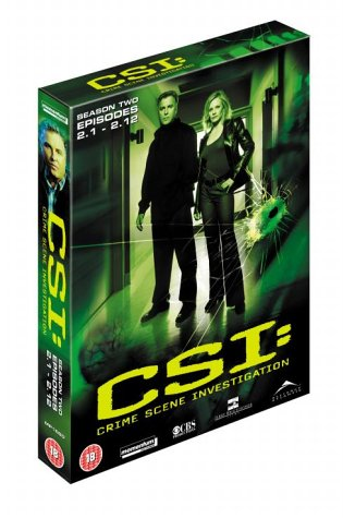 Crime Scene Investigation - Season 2 - Part 1
