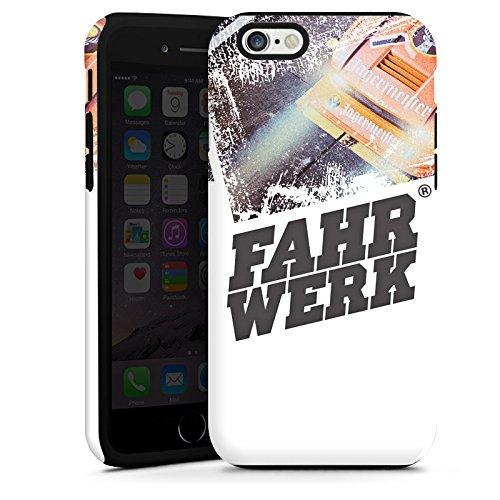 Apple iPhone 5s Housse Étui Protection Coque Châssis Véhicules Voiture Cas Tough terne