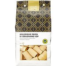 Marchio Amazon - Wickedly Prime - Millerighe Pasta di Gragnano IGP, 500gx6