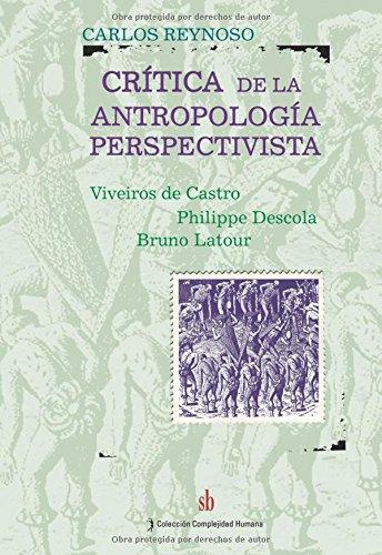 Crítica de la antropología perspectivista