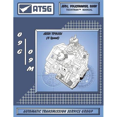 ATSG VW 09G 09M Techtran Transmission Rebuild