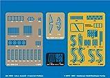 HMV 4024 Lasercut-Detailset für SMS Beowulf