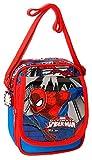 Spiderman Comic Bolso Bandolera, 19 cm, 2.85 Litros, Multicolor