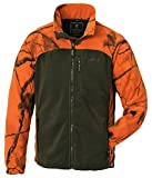 Pinewood Herren Fleecejacke Men'Oviken - Realtree AP HD® Blaze/Jagdgrün(932) xl