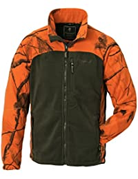 Pinewood 8761 Oviken - Forro polar, color - Realtree AP HD® Blaze/Jagdgrün(932), tamaño L