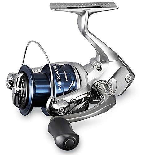 Shimano Nexave 1000 FE Angelrolle