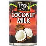 Dunn's River Coconut Milk 400ml (Pack of 12 x 400ml)