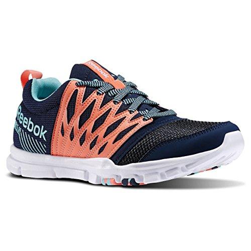 Reebok YOURFLEX TRAINETTE M47883 adulte (homme ou femme) Chaussures de sport Bleu