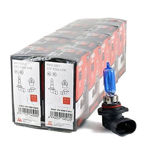 10x HB3900512V 60W Ampoule à incandescence 65W/ampoule halogène Lampe original Lima Star Quality Super Blanc