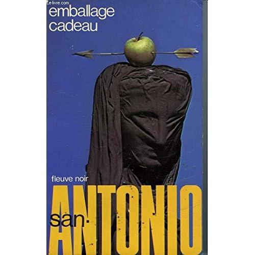 Emballage cadeau : Collection San Antonio n° 936 / 96