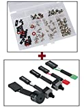 1 x InLine- PC-Schraubenset, 94-teilig + 1 x InLine - Mainboard Testset, 5-teilig