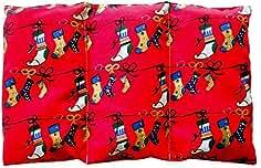 """Saco térmico """"Calcetines de Navidad"""" – 26 X 16 cm (M/L"""