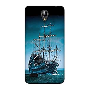 FASHEEN Premium Designer Soft Case Back Cover for Panasonic T45 4G