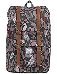 Herschel Little America Mid-Volume Backpack Brindle Parlour / Tan