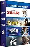 Coffret 4 films cultes - Gremlins + Les Goonies + L'Aventure intérieure + Le Géant de fer -