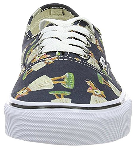 Vans Authentic Low Top Marine/Mehrfarbig
