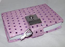 Sequin Diary -Color PURPLE