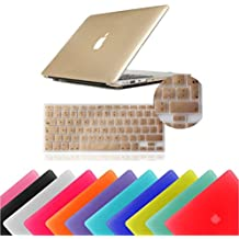 "Eagle® Mate Carcasa rígida carcasa para funda de fijación + Juego Keyboard Skin para dorado Macbook Pro 13"" Inch (Model: A1278)"