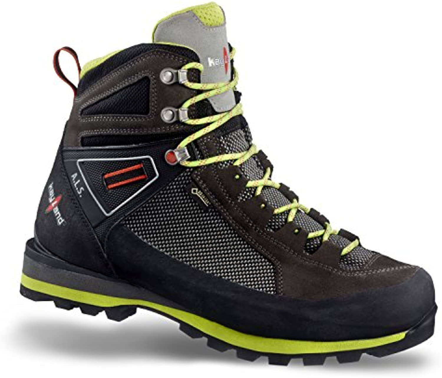 Kayland Shoes Men Bakpacking Cross Mountain GTX Anthiracite 018018031 40 5