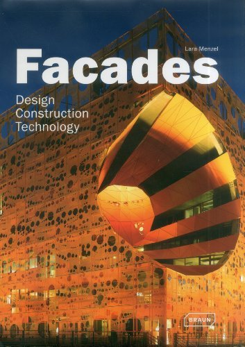 Fa?ades: Design, Construction & Technology (Architecture in Focus) by Menzel, Lara (2012) Hardcover