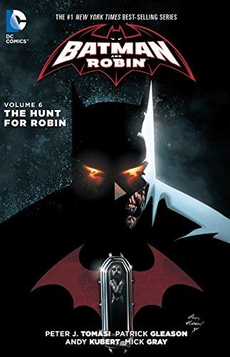 Batman And Robin TP Vol 6 The Hunt For Robin