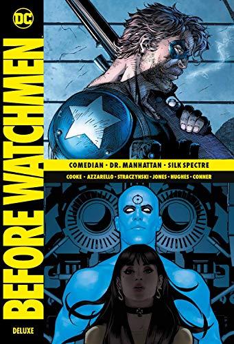 Before Watchmen Deluxe: Bd. 2: Comedian / Dr. Manhatten / Slik Spectre (Silk Spectre Ii)