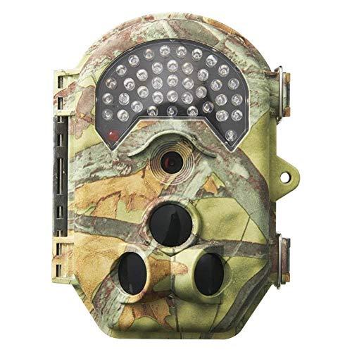 Jagdkamera, HD 1080P Wasserdichte 12MP Outdoor-Jagdkamera, Outdoor- Und Home-Monitoring 940nm Infrarot-Nachtsicht 20 Meter