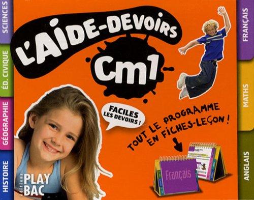 L'aide-devoirs CM1