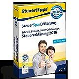 SteuerSparErklärung 2017 (für Steuerjahr 2016) - Akademische Arbeitsgemeinschaft